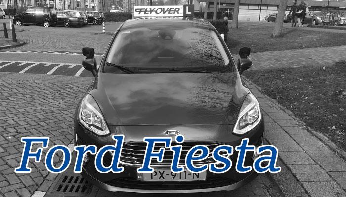 Video: uitleg Ford Fiesta